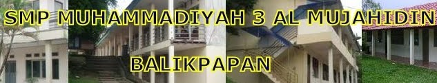 SMP M 3 ALMUJAHIDIN BALIKPAPAN