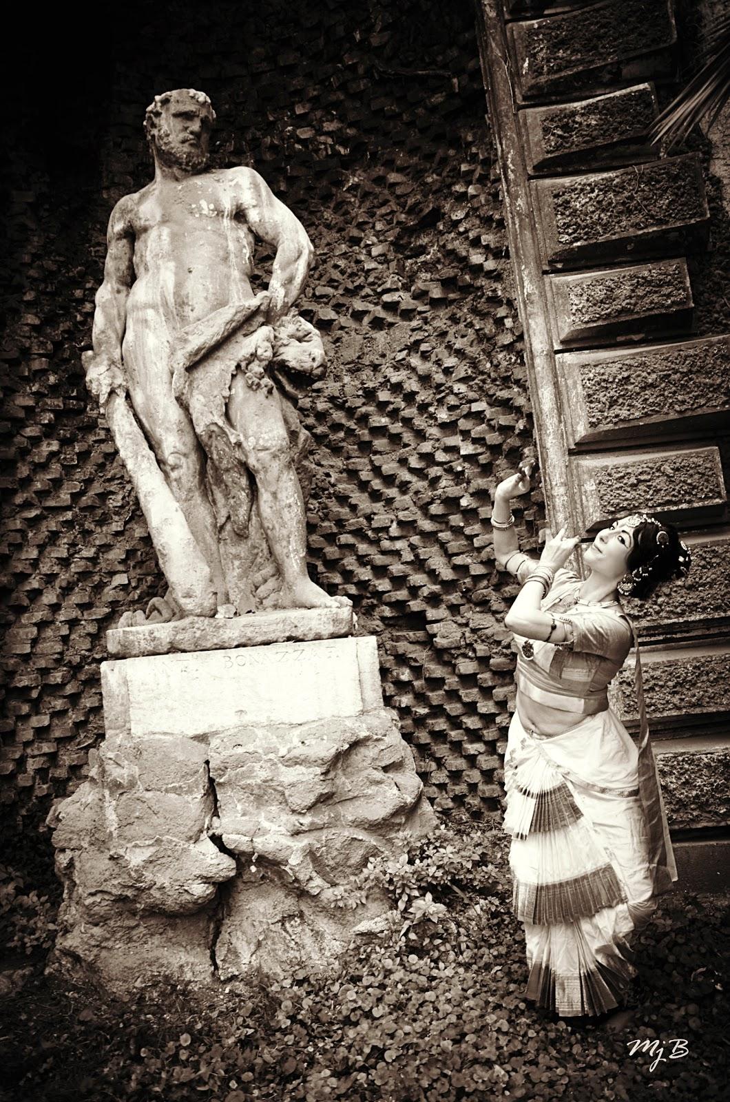Danza Indiana a Roma