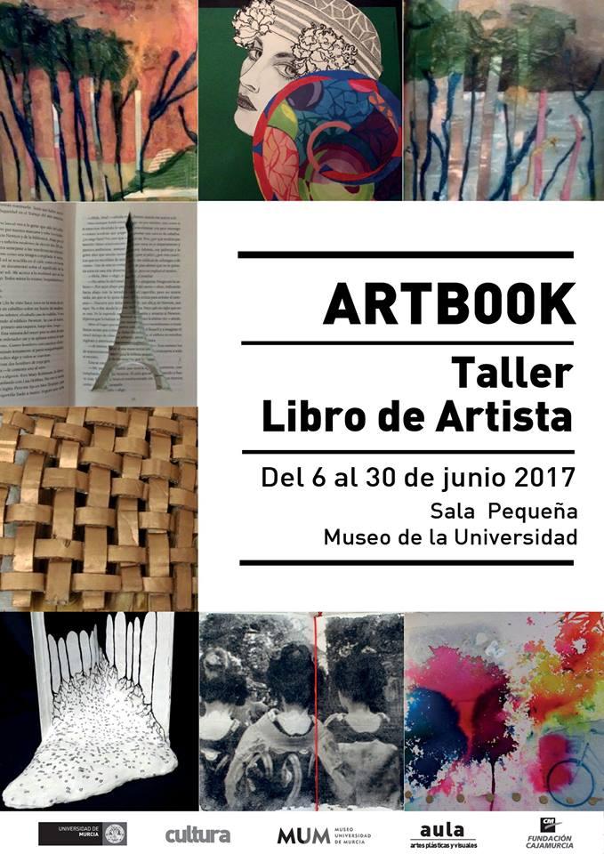 exposición ARTBOOK libro de artista
