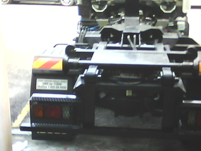 isuzu roro mechanism rear view