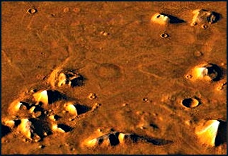piramides cydonia Marte