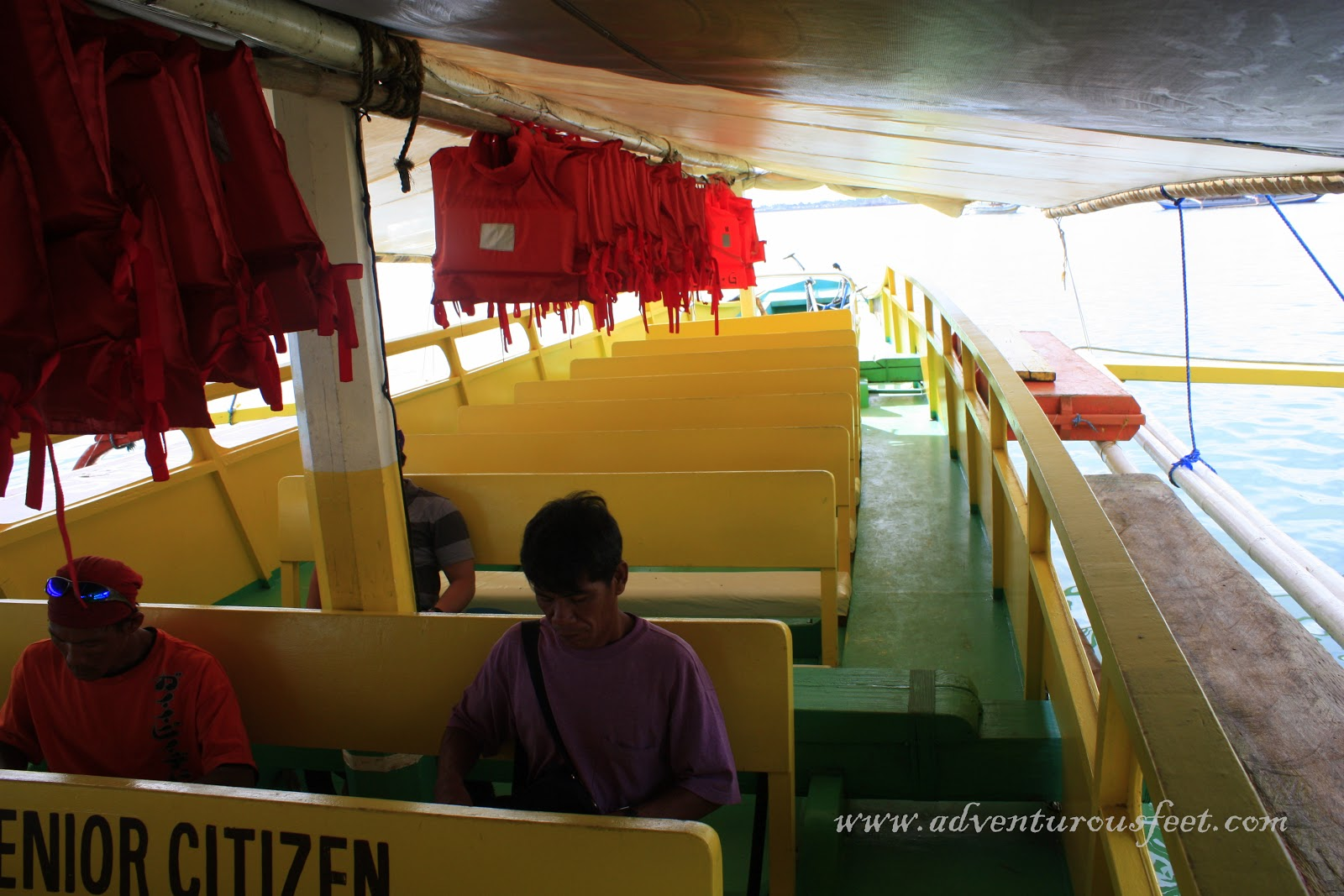 how to go to guimaras from iloilo