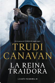La reina traidora de Trudi Canavan