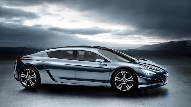 Peugeot RC Hymotion 4 Concept Car