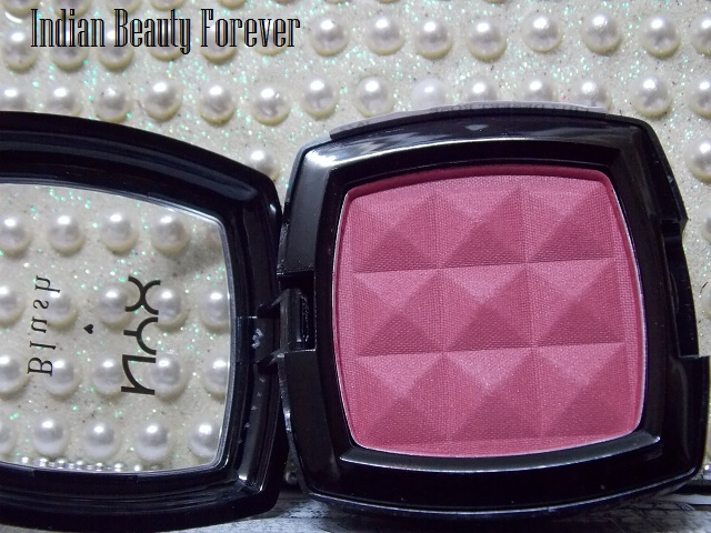 Nyx Powder Blush in Desert Rose Review, price