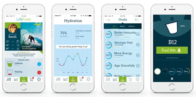 Aplicación LifeFuels App