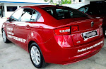 Proton Preve&#39; 1.6cvtpremium Fire Red