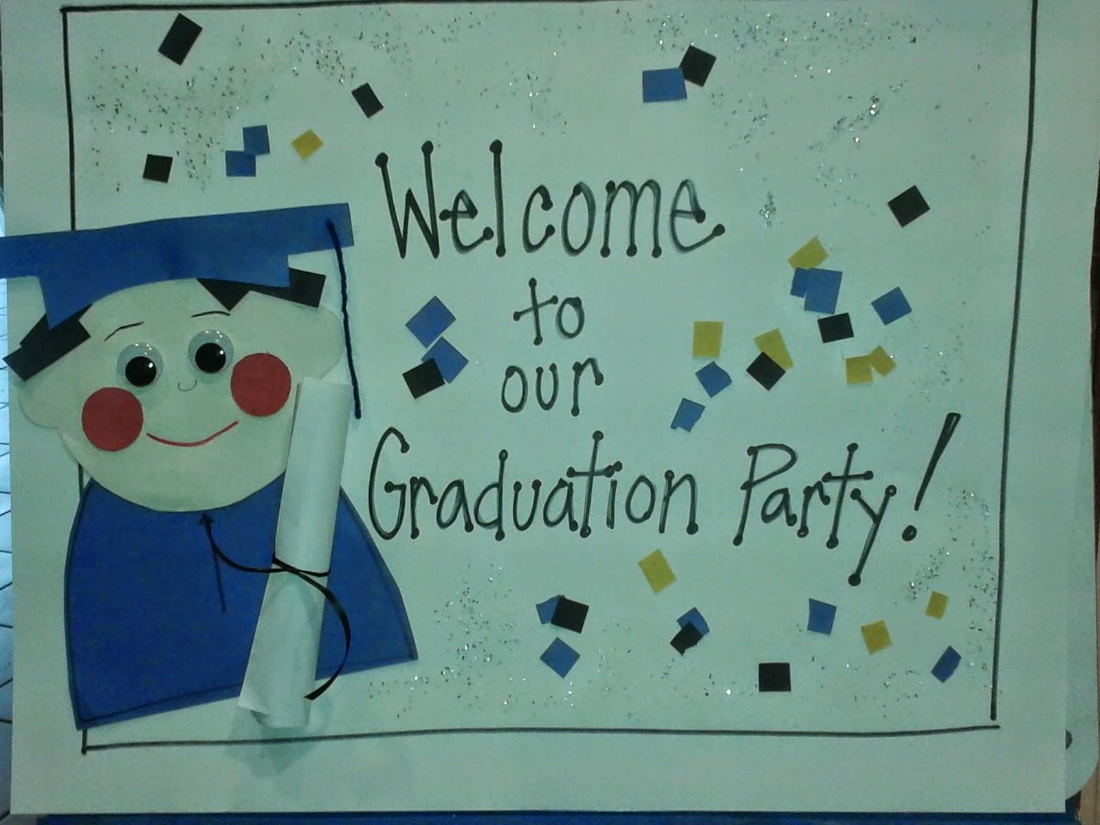 teach easy resources: preschool graduation - ideas for celebrating
