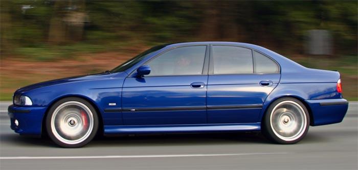 Bmw M5 E39 Tuning. BMW E39