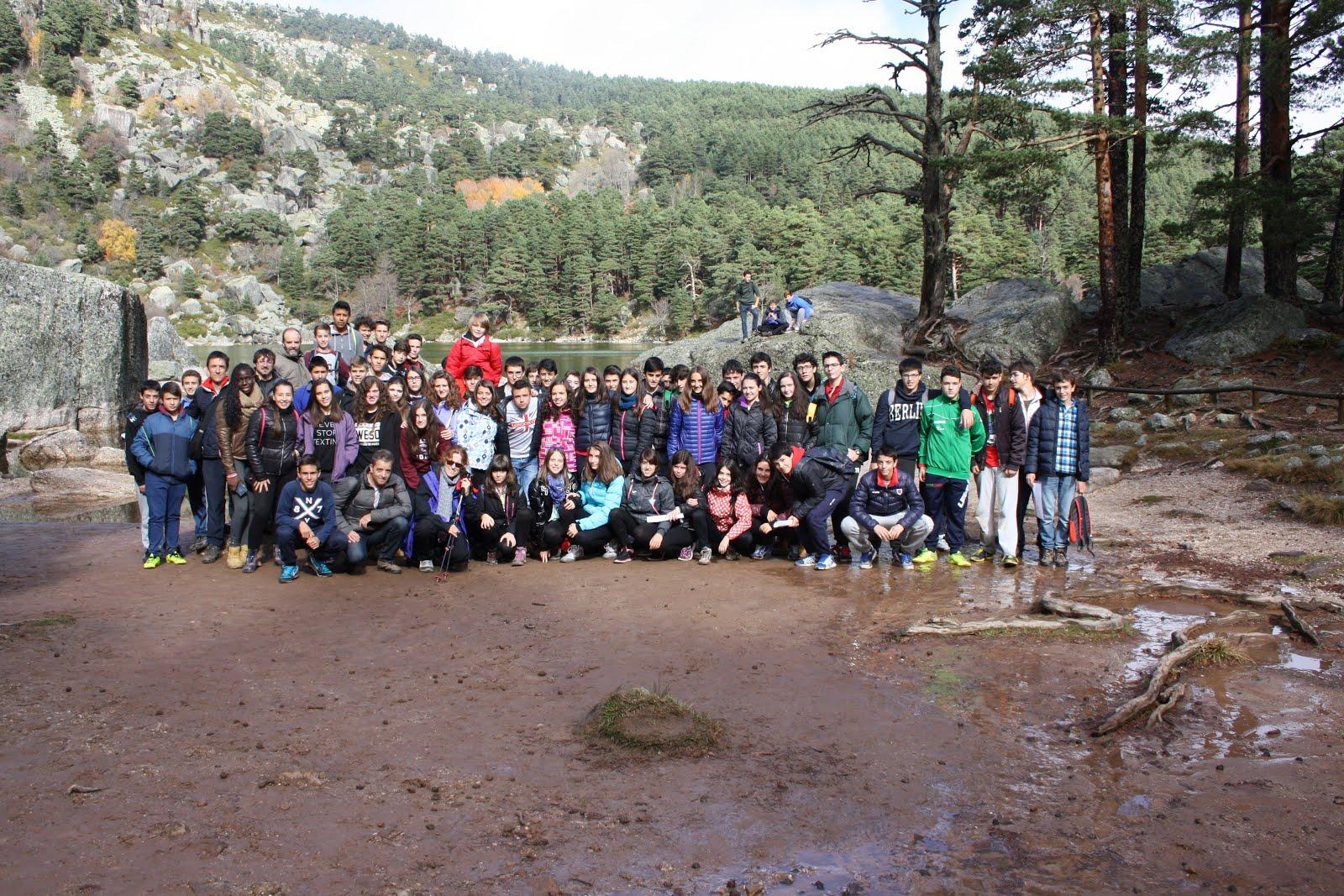 Excursión a la Laguna Negra