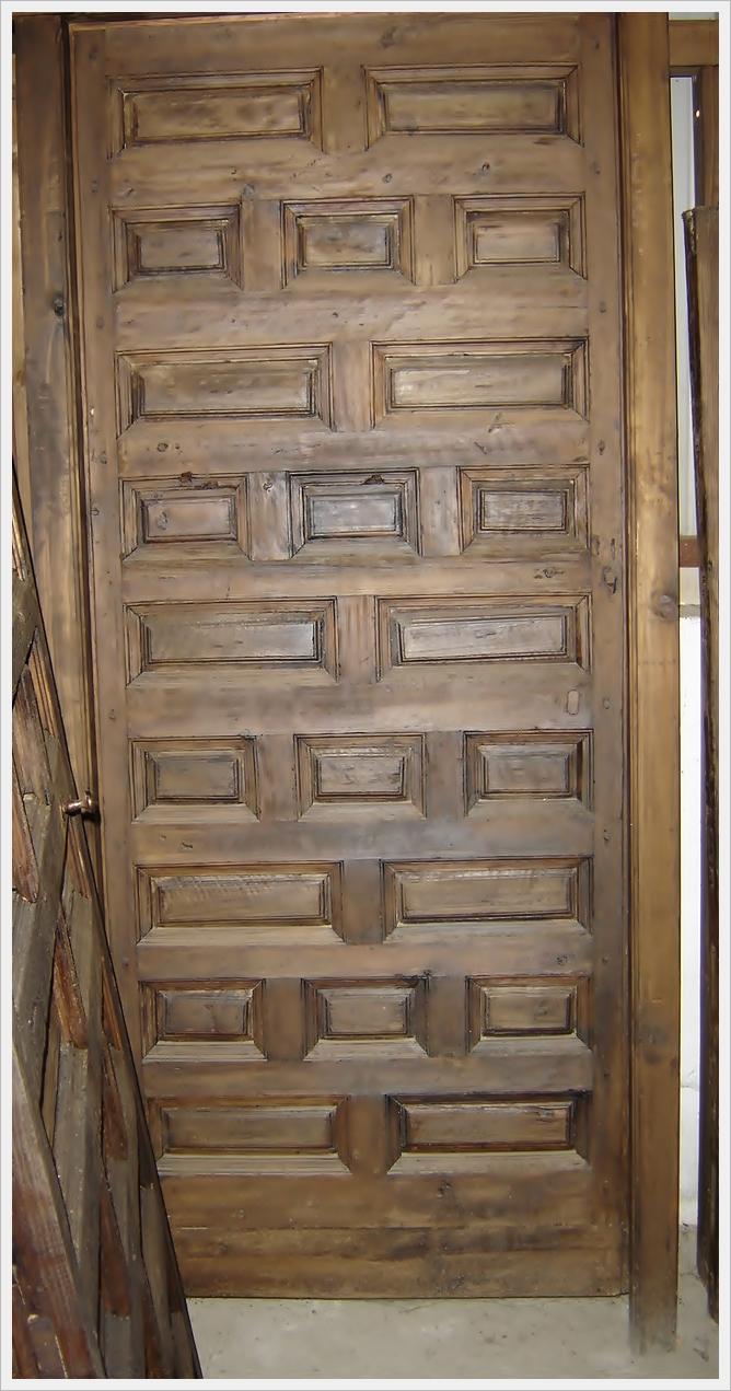 Al detalle moda y decoraci n recuperaci n de puertas - Como barnizar una puerta de madera ...