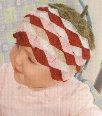 шапочка-ягодка