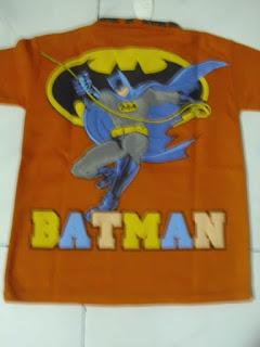 Kaos Krah Batman
