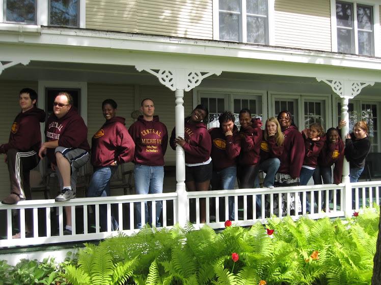 2011 McNair Scholars