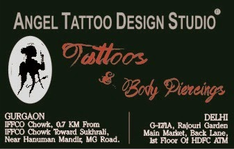 Best Tattoo Studio in Gurgaon