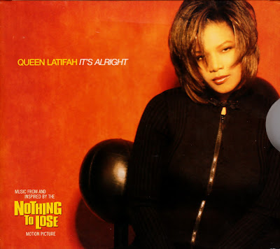 Queen Latifah - It\'s Alright (Nothing To Lose)-CDS-1997