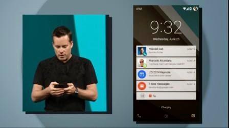 Android L hadirkan fitur pemberitahuan pop-up