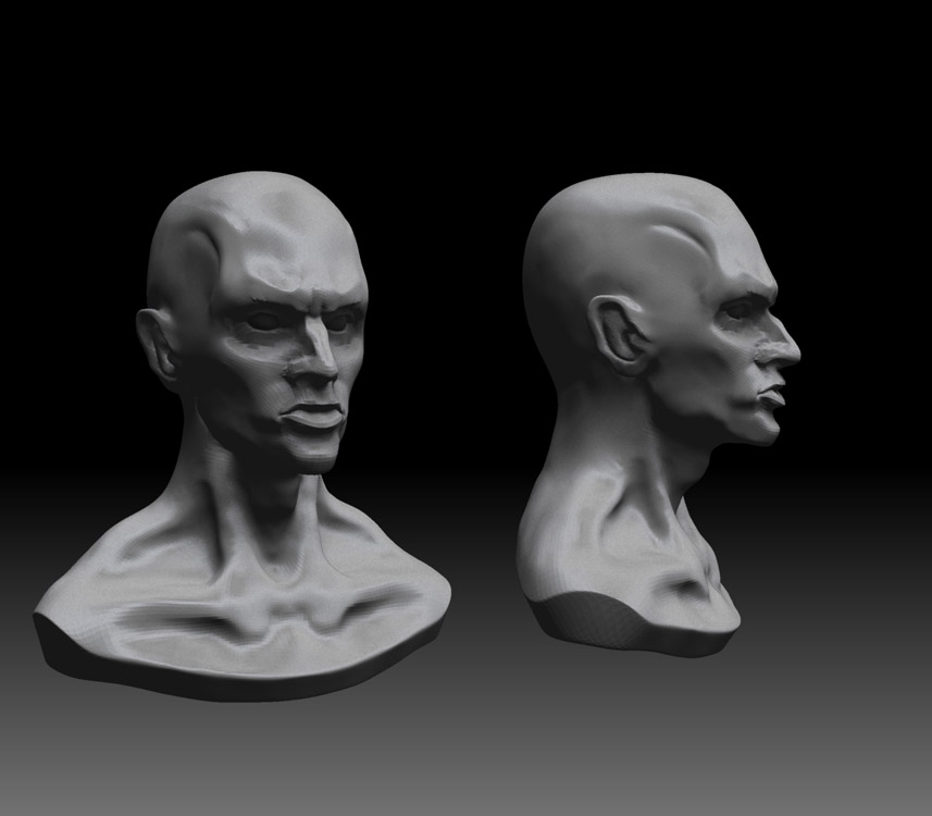 Drawing Madness! Zbrush Sketches And Trolls