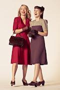 Jessica Robinson as Mae and Victoria Abbott as Barbara.
