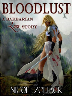 A Barbarian Love Story by Nicole Zoltack
