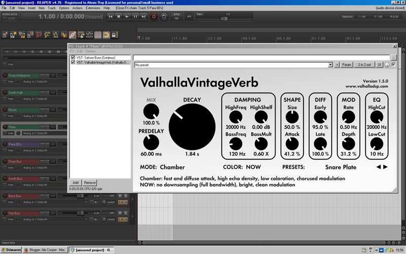 valhalla vintage verb manual