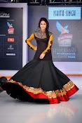Lavanya Tripathi Glamorous Ramp Walk Photos Gallery-thumbnail-4
