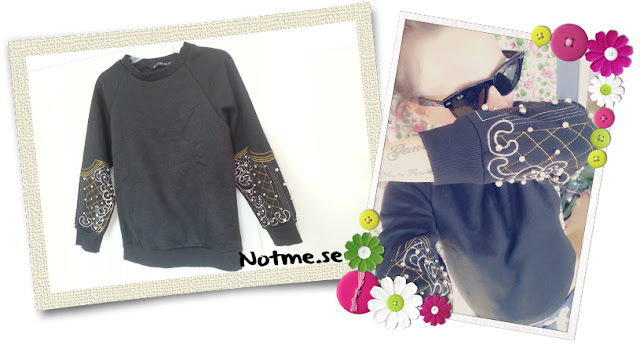 notme.se, new clothes, pearls, sweet