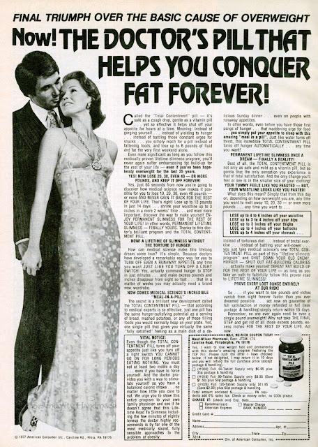 Doctor's Pill ad, Madison Avenue Monday, Serendipity Handmade
