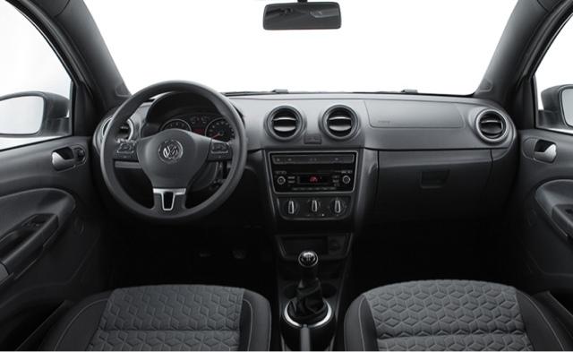 novo Volkswagen Gol Rallye 2014 interior