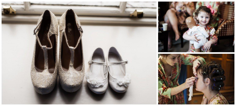 Bridal Preperations,