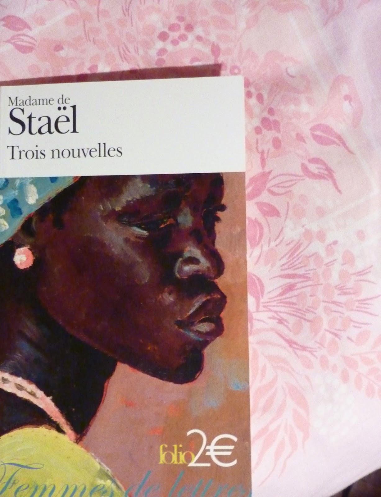 Trois nouvelles - Madame de Staël