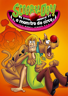 Scooby-Doo!: O Monstro do Circo - DVDRip Dublado