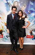 PhotosMatt Smith and JennaLouise ColemanPress Screening 15 March 2013