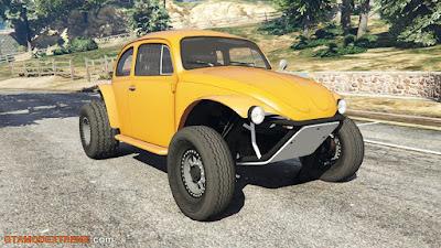 Baixar carro Volkswagen Beetle Baja Buggy Para GTA V