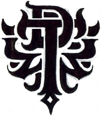 letter m design tattoo t 2