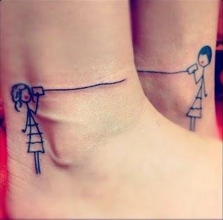 ♥ ♫ Adorable Friendship Loyalty Love Tattoo Designs  ♥ ♫ ♥