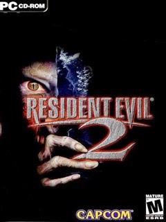 Resident Evil 2 PC Box