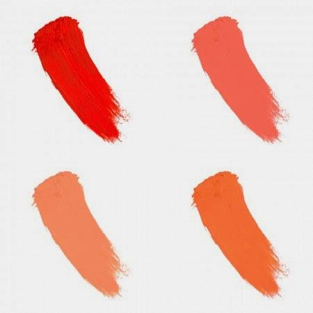 "Paleta de labiales ""Lip 4 palette"" tono Siren"