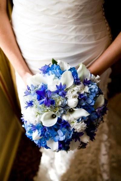 Delphinium bouquet for Flower arrangements with delphinium