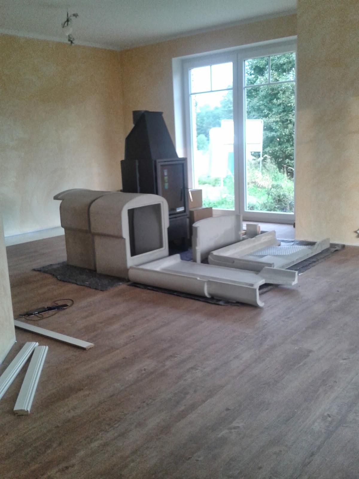 unser schultehaus in tespe der kamin. Black Bedroom Furniture Sets. Home Design Ideas