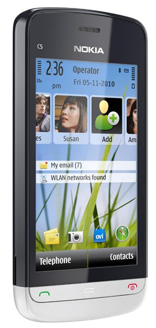 Nokia C3 price in Pakistan and full phone specifications.