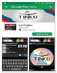 Descargá la Aplicación de la Tinku