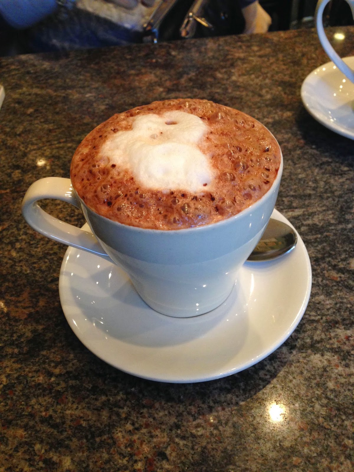 Rocco's Hot Chocolate