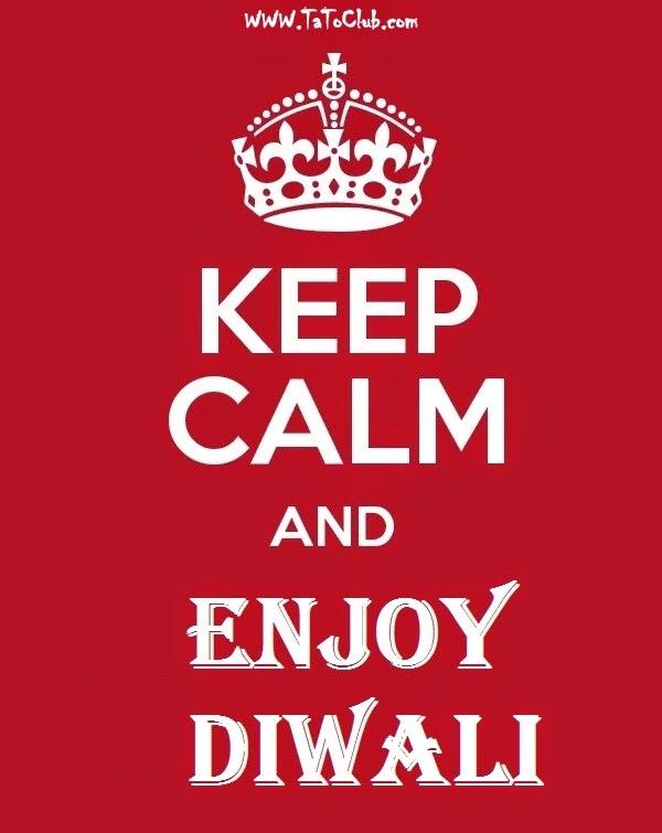 enjoy diwali