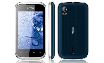 Intex Aqua 4.0 Dual SIM Android Smartphone