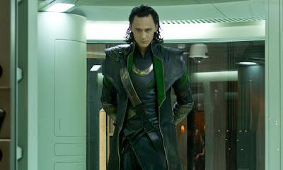 Imagen de Loki en Los Vengadores