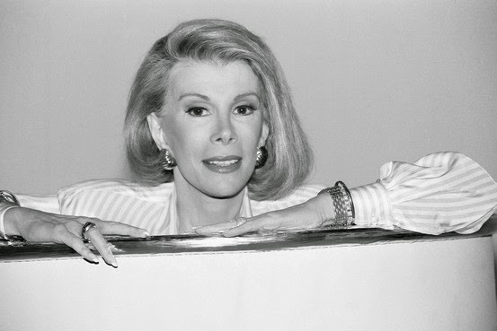 Joan Rivers, Comedian and Talk-Show Host, Dies at 81