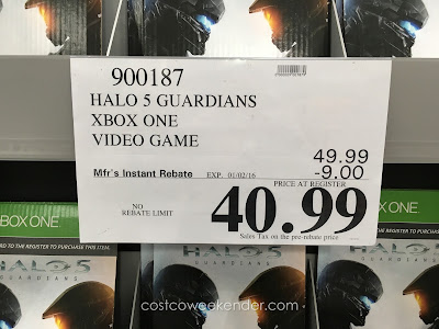 Deal for Halo 5 Guardians for Xbox One at Costco