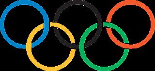 Bandera dels jocs olímpics