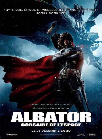 Regarder Space Pirate Captain Harlock en streaming